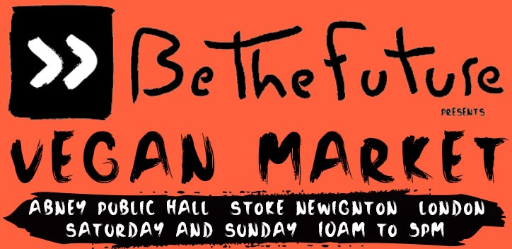 Be The Future – Vegan Market October