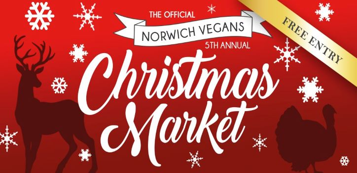 Norwich Vegan's 5th Christmas Market