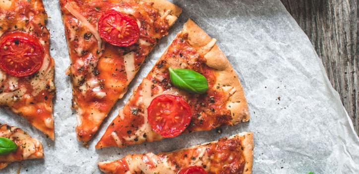 Green Vie Pizza Margherita