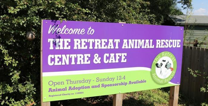 The Retreat Animal Sanctuary Open Day