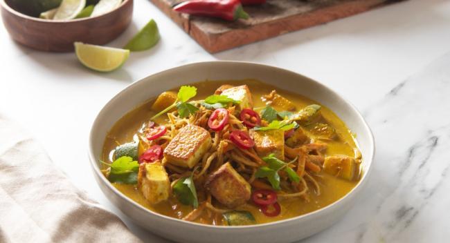 Laksa Noodle Curry