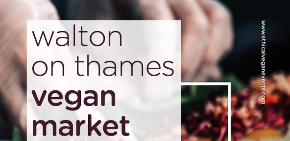 Walton Vegan Market Banner Image