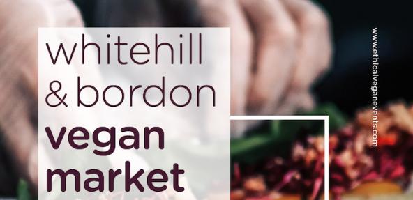 Whitehill & Bordon Vegan Market Banner Image