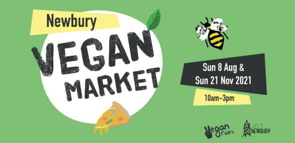 Newbury Vegan Market banner image