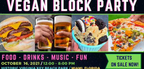 Vegan Block Party Banner Image