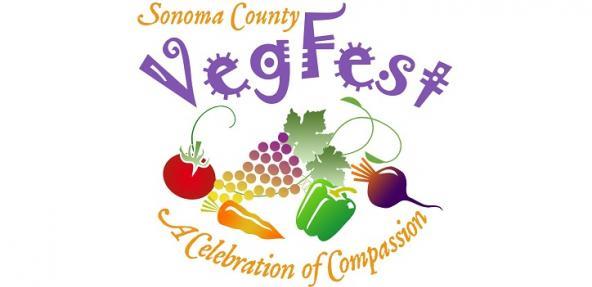 Sonoma County VegFest Banner