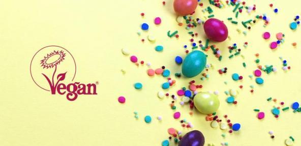 Vegan Easter Treats Confetti