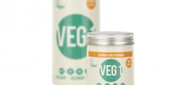 Tins of orange VEG 1