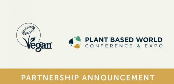 Plant Based World Conference Expo Partnership Logo