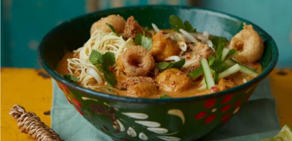 vegan asian bowl