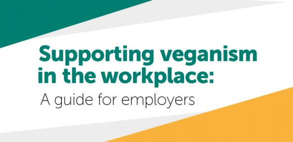 Supporting Veganism in The Workplace