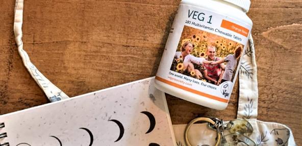 vegan supplement multivitamin