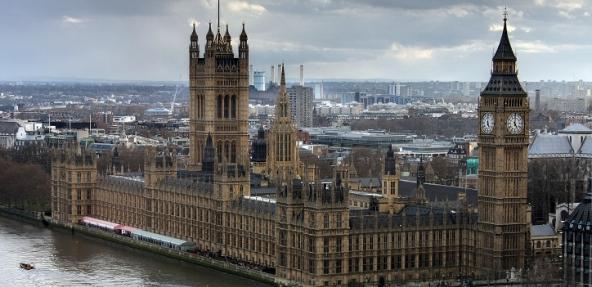 Westminster landscape