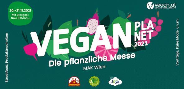 Vegan Planet Banner Image