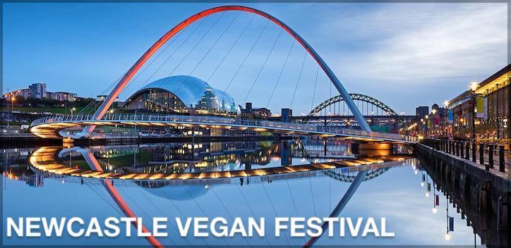 Newcastle Vegan Festival 2021 Banner Image