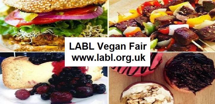 LABL Vegan Market Banner Image