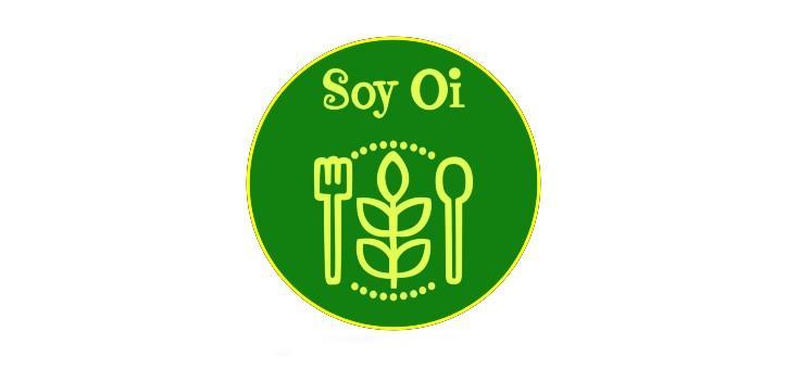 Soy Oi vegan fair banner