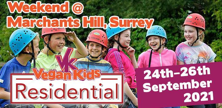 Vegan Kids Residential Banner Image