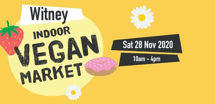 Witney Vegan Market Banner