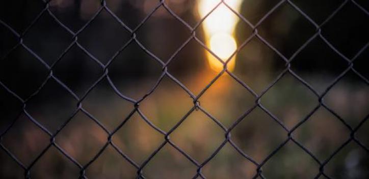prison; fence; isolation