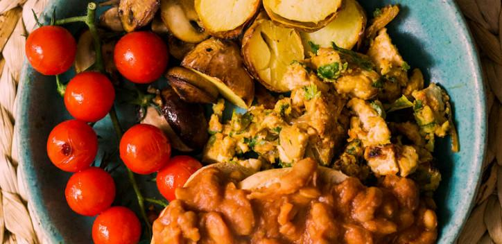 Plate Up for the Planet: creating the campaign Plate Up for the Planet: creating the campaign scrambled tofu thumbnail