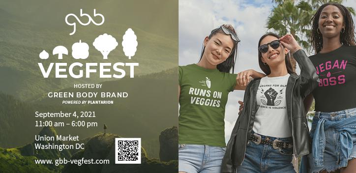 GBB VegFest Banner