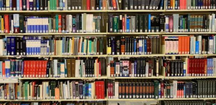 books; library
