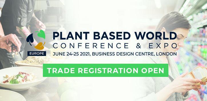 Plant Based World Europe Banner