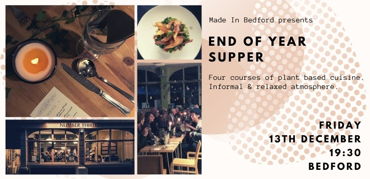End Of Year Supper