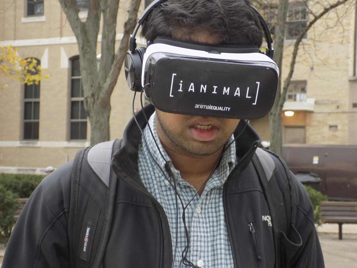 iAnimal in real life