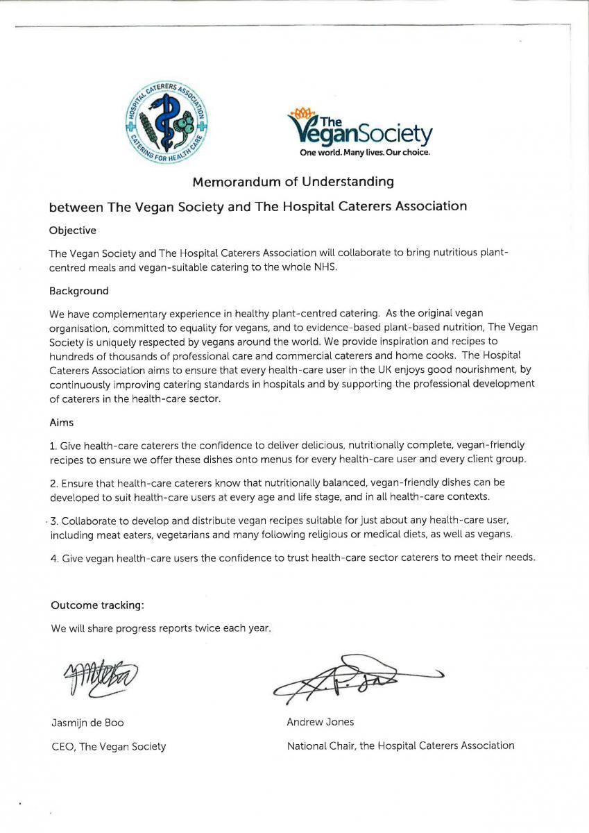 How to Write a Memorandum of Agreement