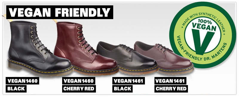 Dr Marten vegan collection