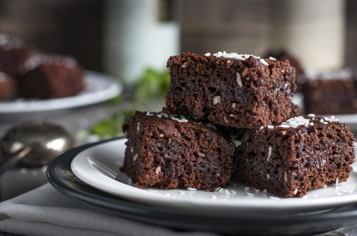 Vegan Corner brownies
