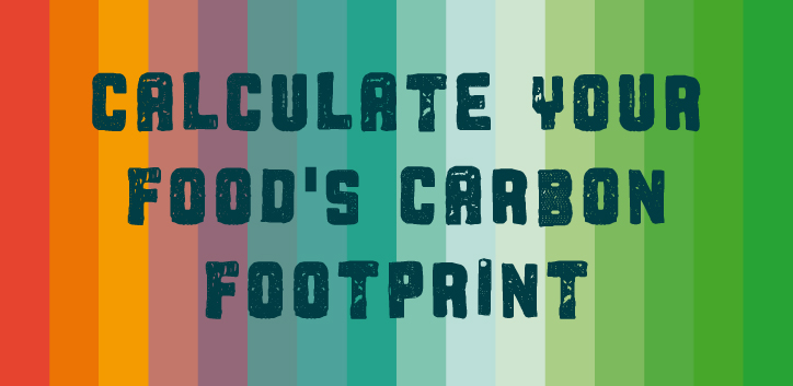 Plate Up for the Planet Carbon Food Calculator