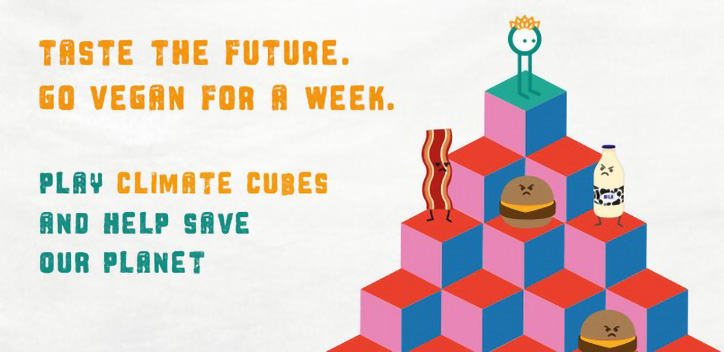 Play our Climate Cubes game