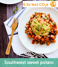 Southwest sweet potato recipe