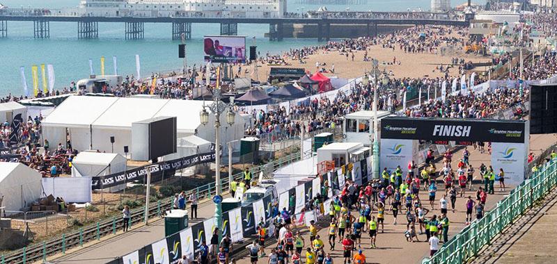 Brighton Marathon 2020 | The Vegan Society