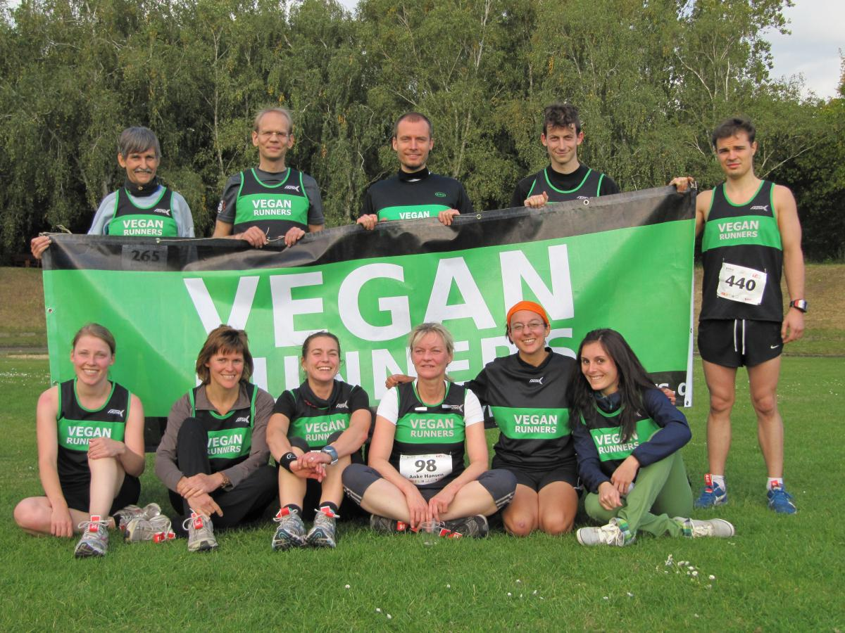 Vegan Runners BBI About | Facebook