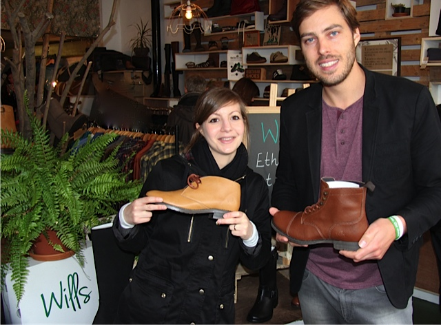 Will from Wills Vegan Shoes