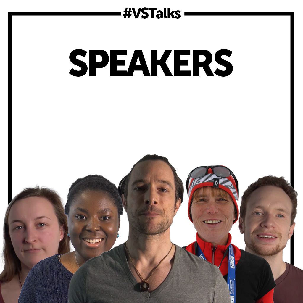 View the speakers
