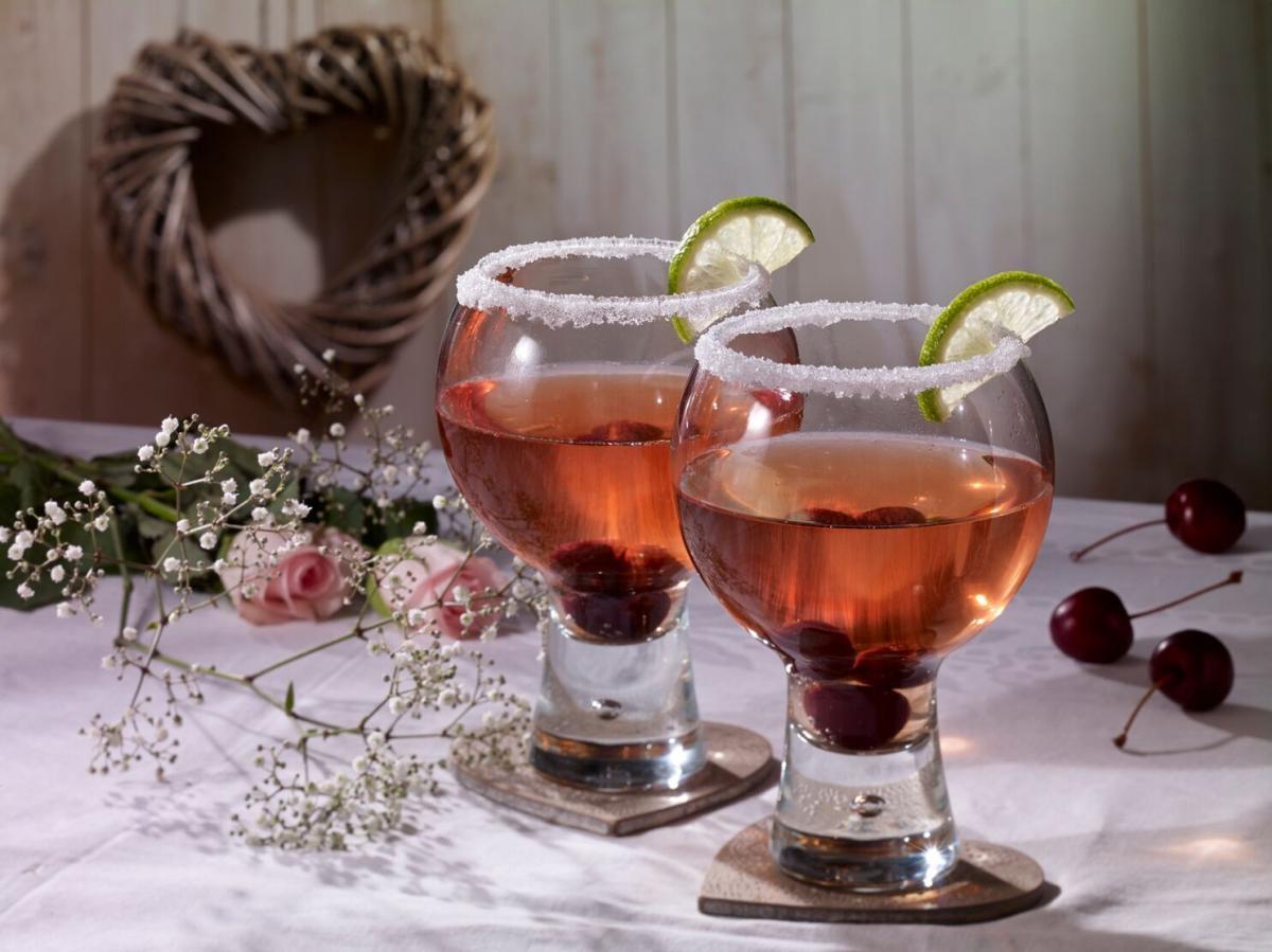Valentine's Gin