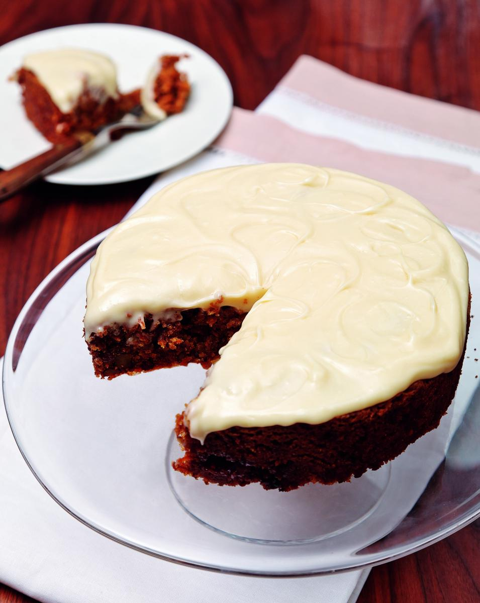 Carrot Cake Vegan Society