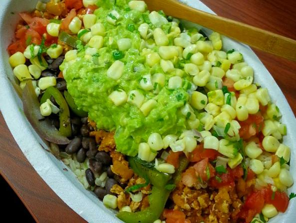 Best Vegan Fast Food Choices