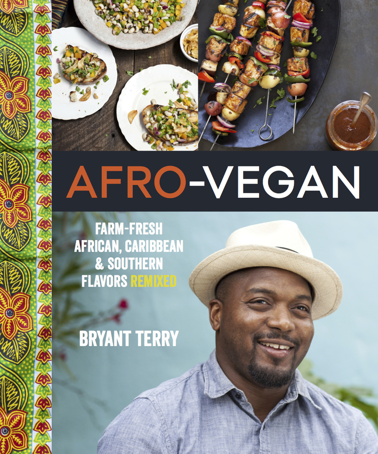 Bryant Terry's work aims to veganise soul food as a way to empower Black communities